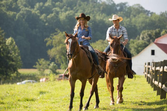 Britt Robertson & Scott Eastwood