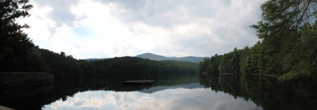 Lake Devotion Panorama