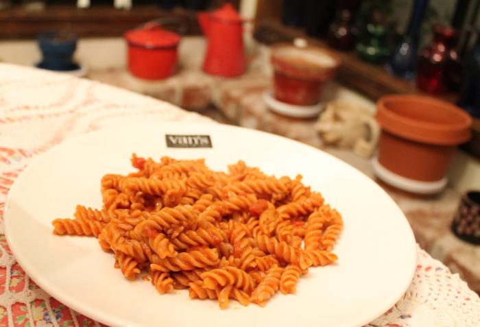 Rotini & Red Sauce Pasta