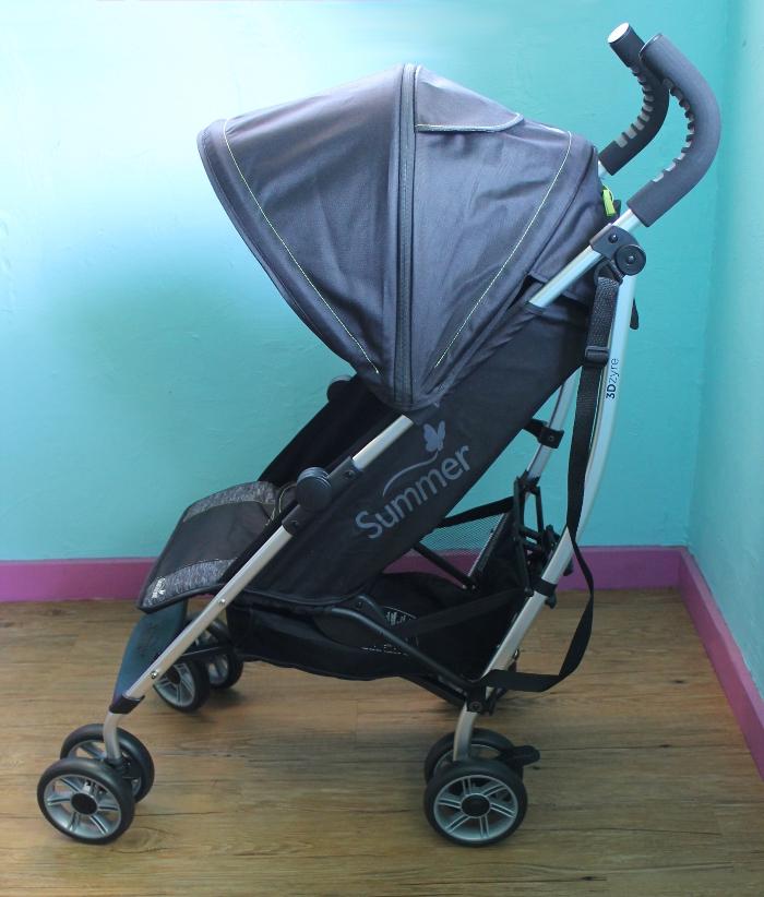 3Dzyre Convenience Stroller
