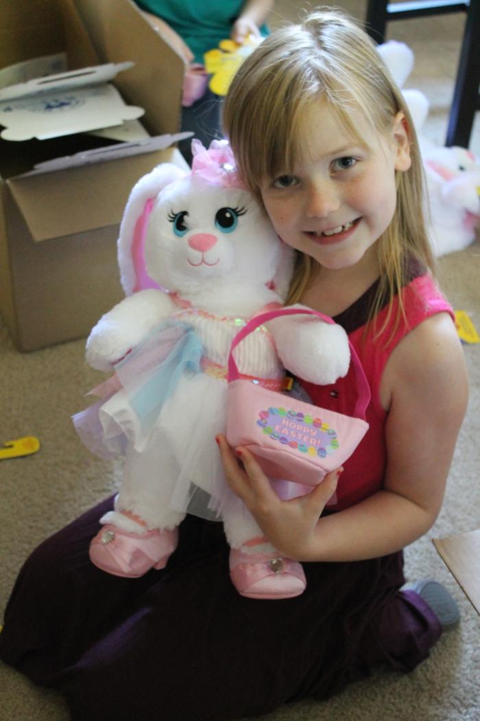 Hoppy Easter Marshmallow Bunny