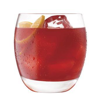 Sweet Spring Sunset Cocktail