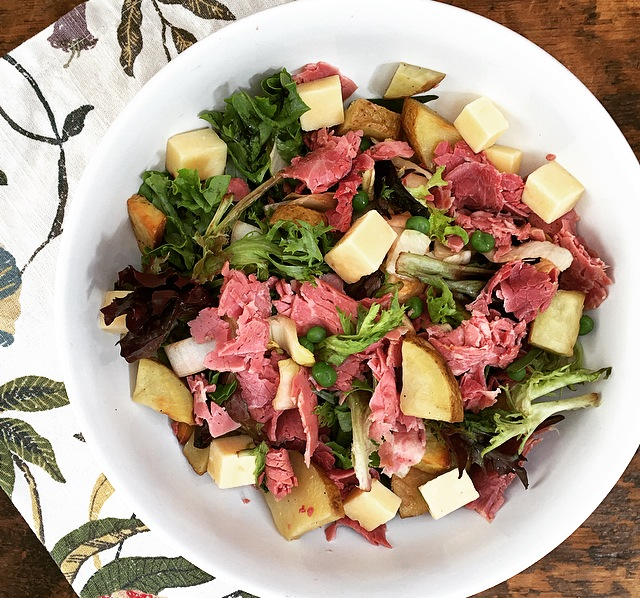 Farmer's Fridge Salad