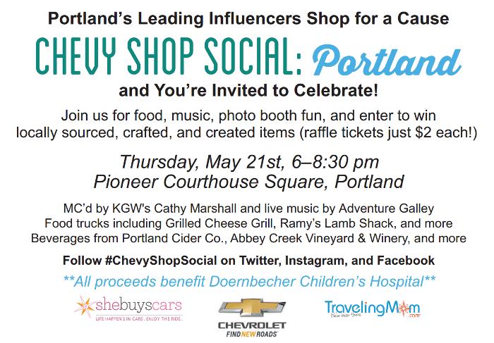 Chevy Shop Social