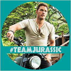 #TeamJurassic