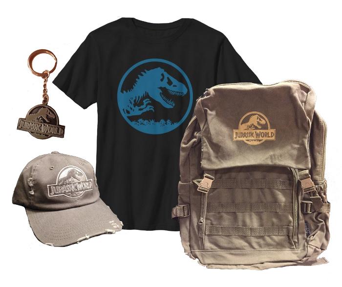 Jurassic World Gear