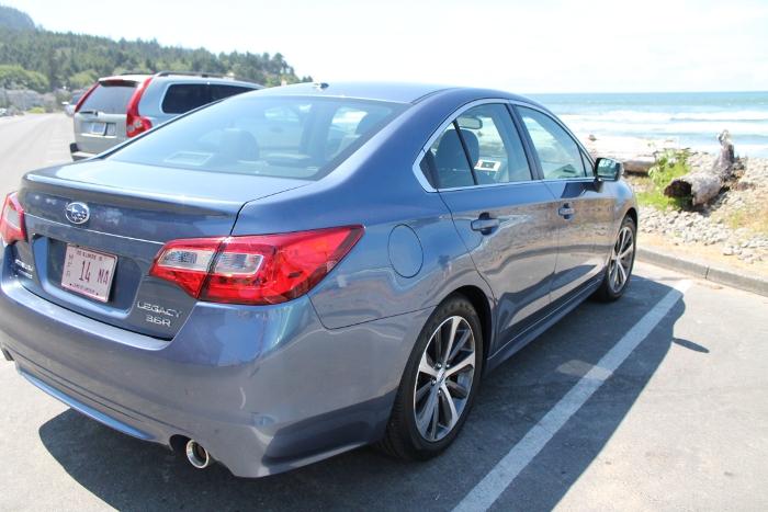 2015 Subaru Legacy at The Cove