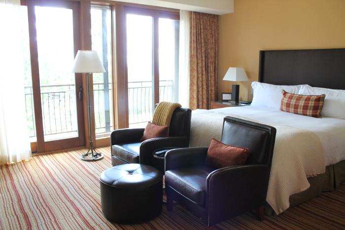 Room at the Ritz-Carlton