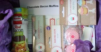 Bacon Cupcake Kit