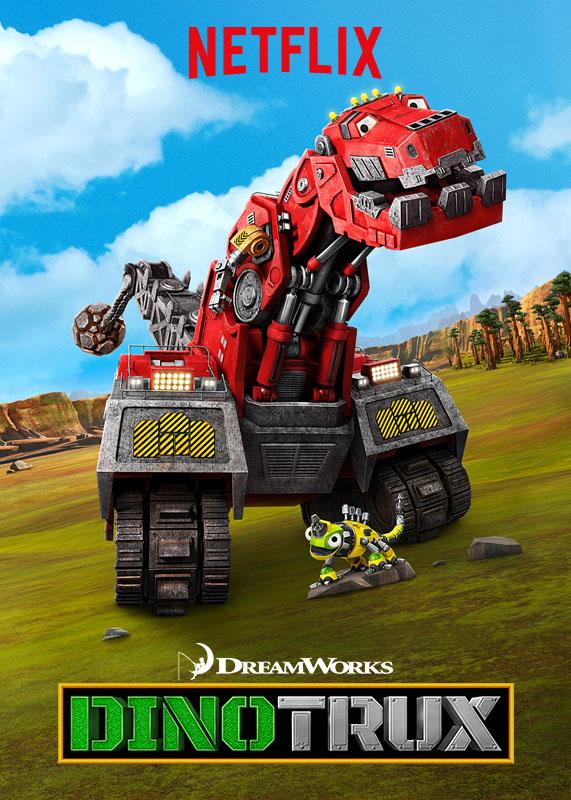 A Dino Mite Adventure StreamTeam DinoTrux