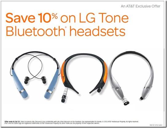 LG Tones Promo
