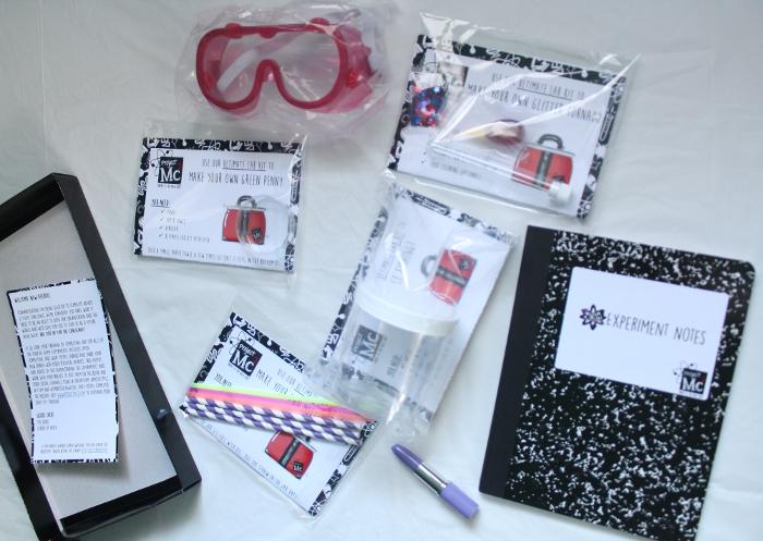 Project MC2 Experiment Kit