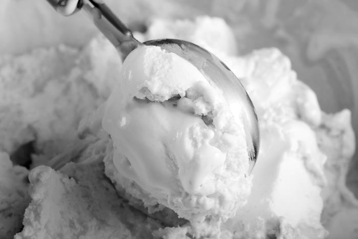 Vanilla Coffee Ice Cream