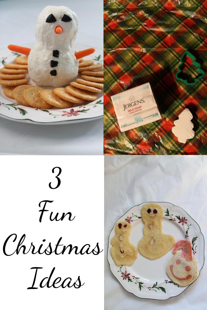 3 Fun Christmas Ideas