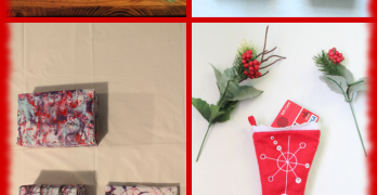 4 Unique Wrapping Paper Ideas