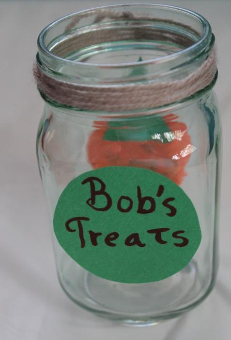 Bob's treats