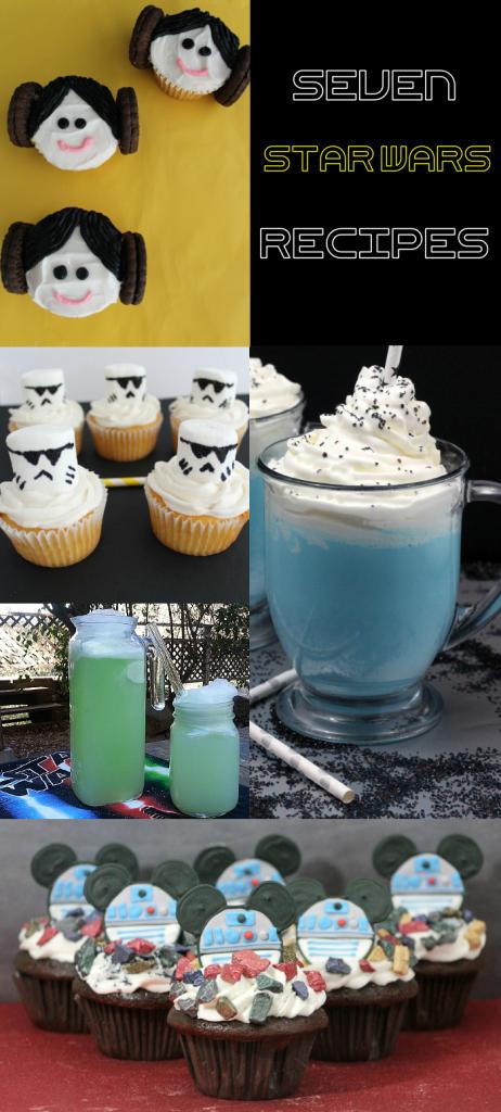 7 Star Wars recipes