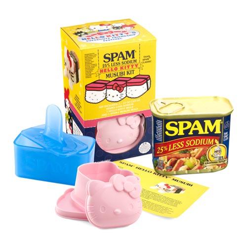 Hello Kitty SPAM® Musubi kits
