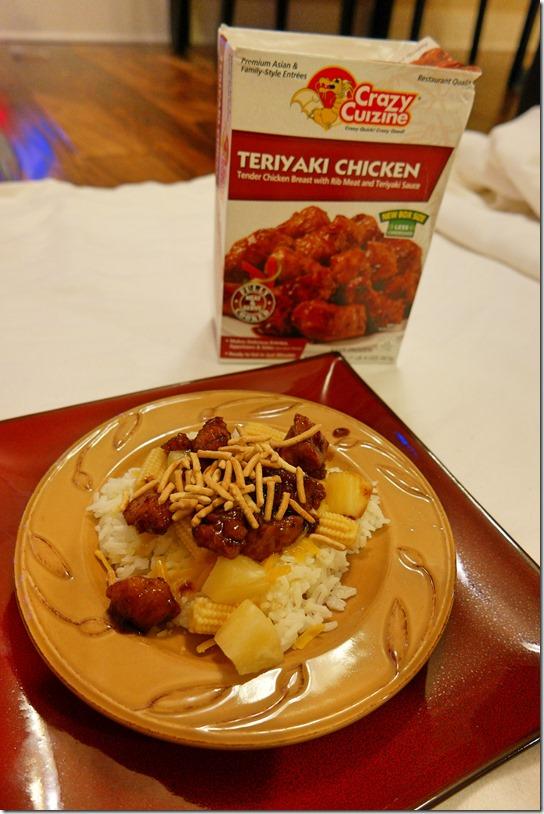 crazy cuizine chicken haystacks