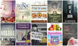 10 Free Kindle Books 1-4-15