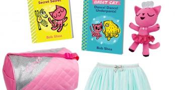 Ballet Cat Prize Pack