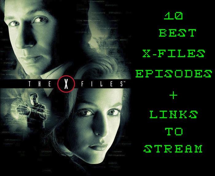 Best X-Files Episodes