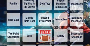 Big Game Bingo