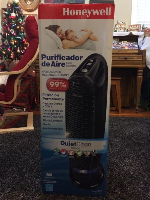 Honeywell QuietClean® Tower Air Purifier