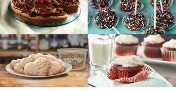 4 Valentine's Day Desserts