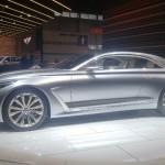 Genesis Vision G Coupe Concept