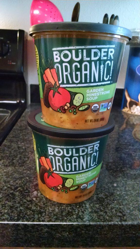 Bboulder Organics Soup