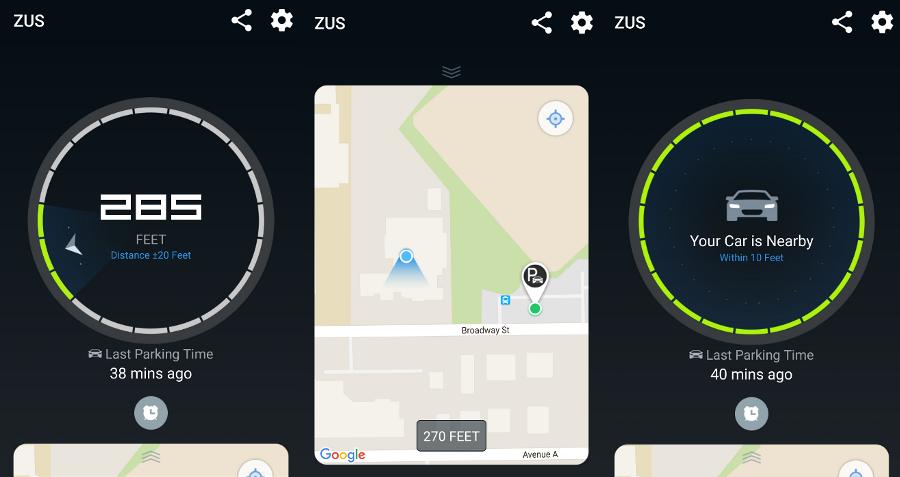 ZUS App Screenshot