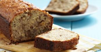 Orly's Gluten Free Banana Coconut Walnut Bread