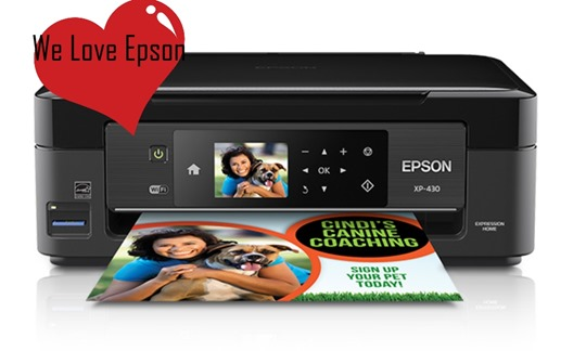 we love epson