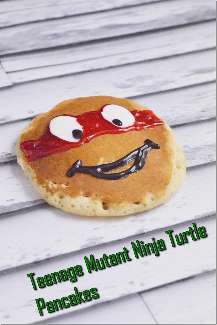 Ninja pancakes
