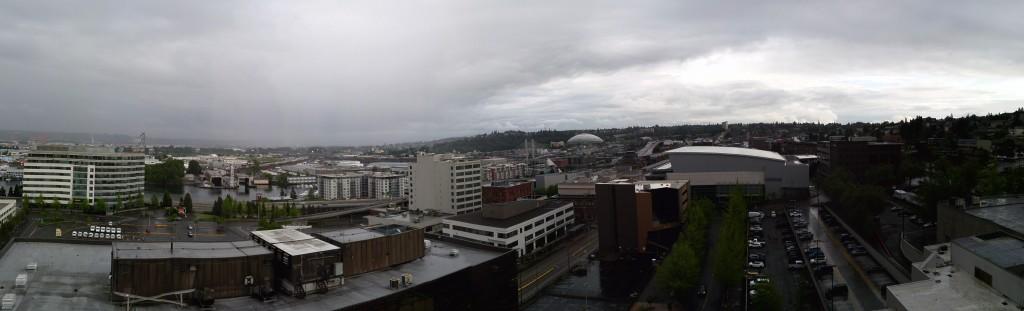 Tacoma panorama