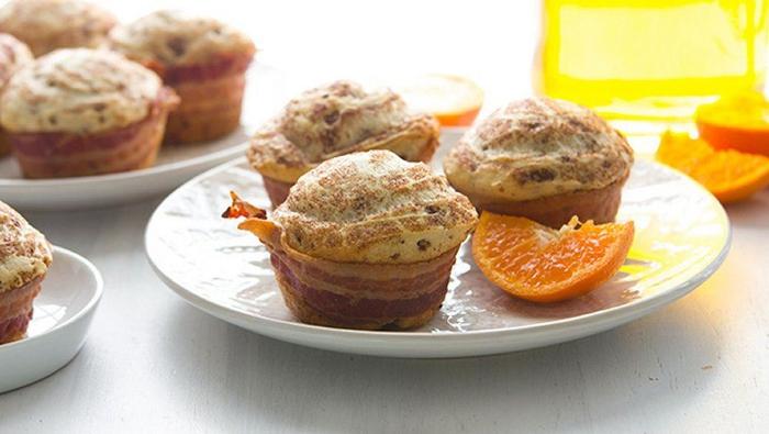 Cinnabon Bacon Breakfast Rolls
