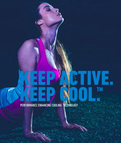 Keep Active, Keep Cool
