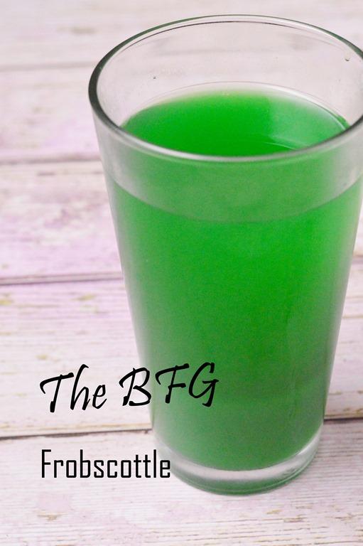 Frobscottle The BFG Recipe