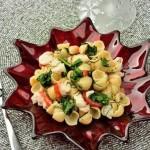 Warm Lobster and Shells Salad Recipe