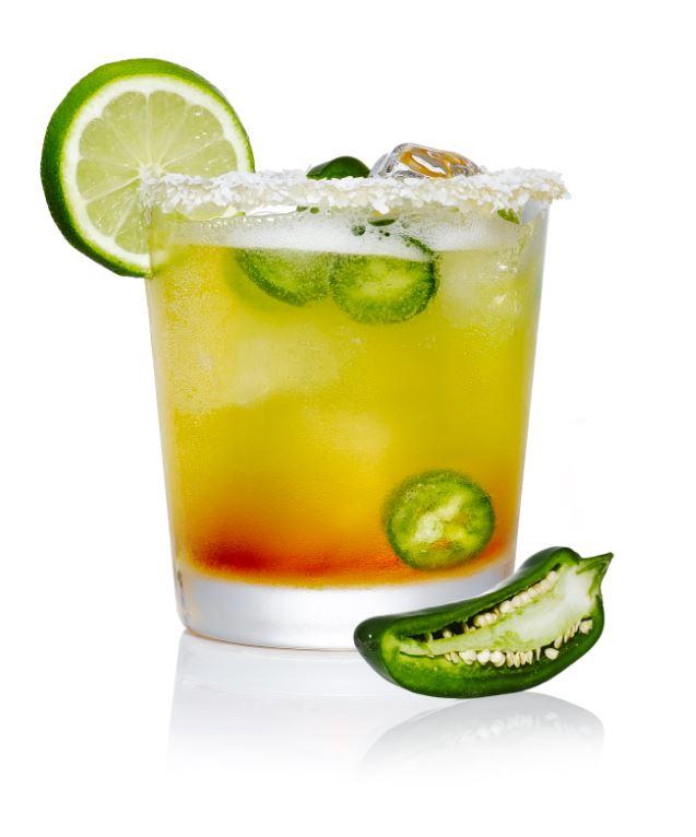 Spicy Jalapeño Margarita