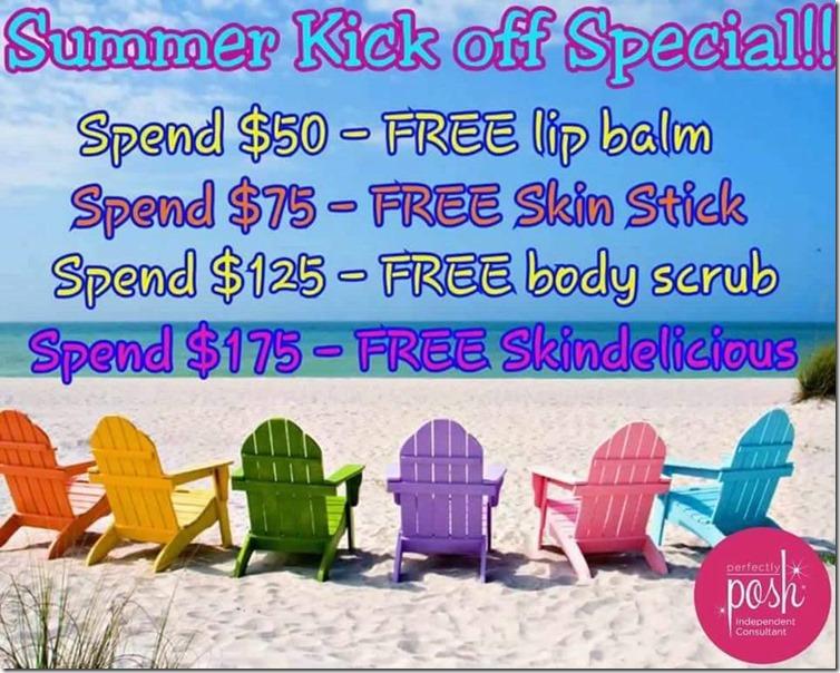 summer posh sale