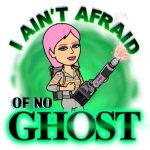 Turn Yourself Into a Ghostbuster With Bitmoji! #Ghostbusters #Ghostbloggers
