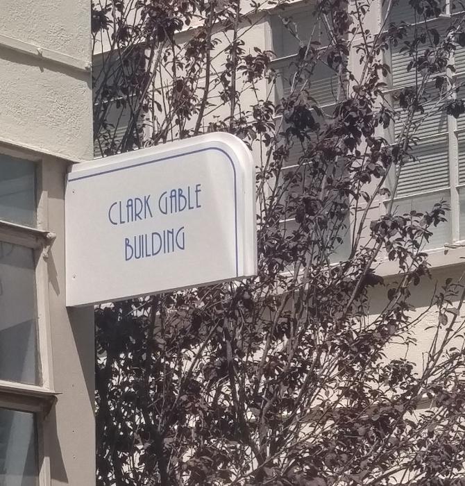 Clark Gable Building