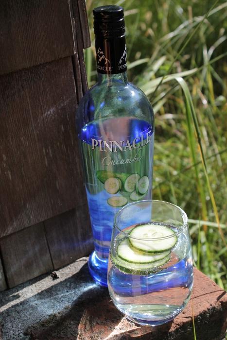 Pinnacle Cucumber Cocktail Recipe