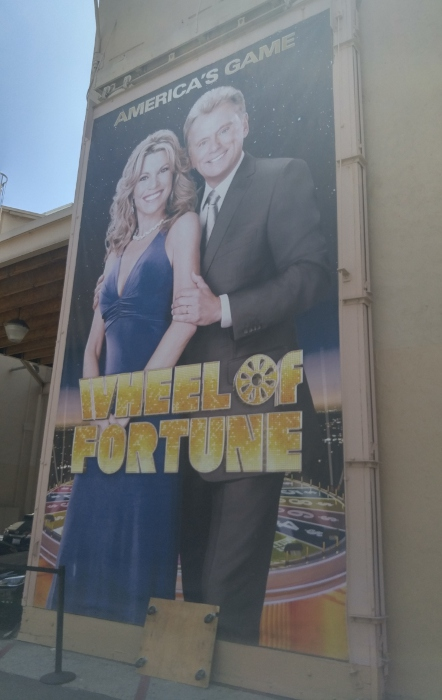 Wheel of Fortune building