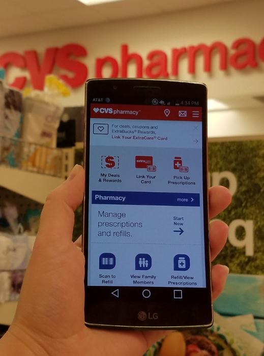 CVS Mobile App