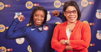 Simone Biles & Mom Nellie Talk About Big Dreams, Importance of Family: Interview