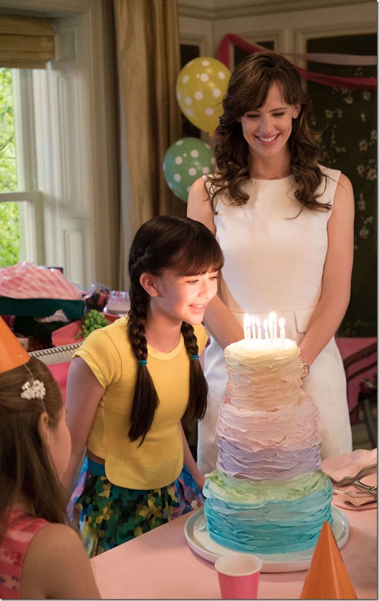 nine lives cake