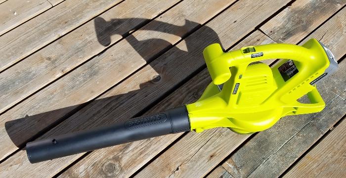 3-in-1 blower vac mulcher